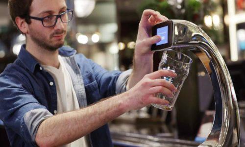 мобильная пивная стена, система самообслуживания, система розлива напитков
