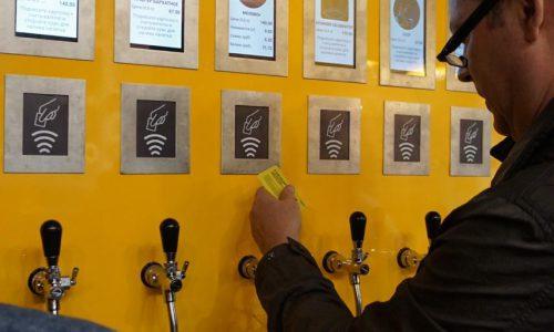 Открытие магазинов «Пив&Ко» в Москве и Екатеринбурге с Зоной Робобар!