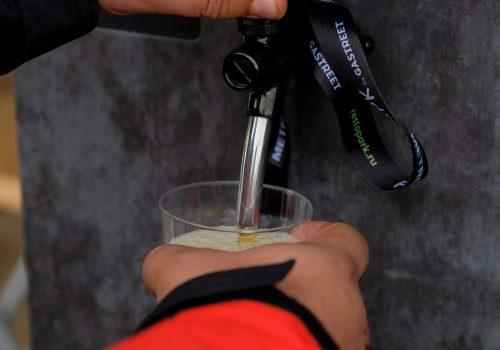 автоматическая система налива напитков Робобар